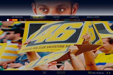Motorradrennen Rossi by Website Showcase 50 Sportler Und Sportlerinnen Webseiten