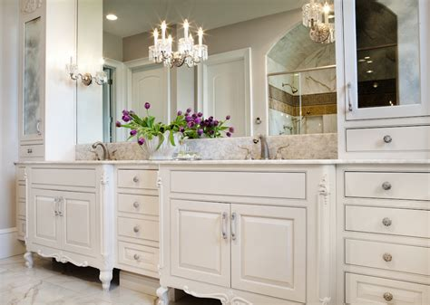 Handmade Bathroom Cabinets - floating vanities