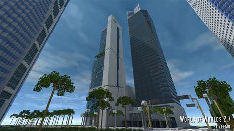 world  worlds  minecraft building