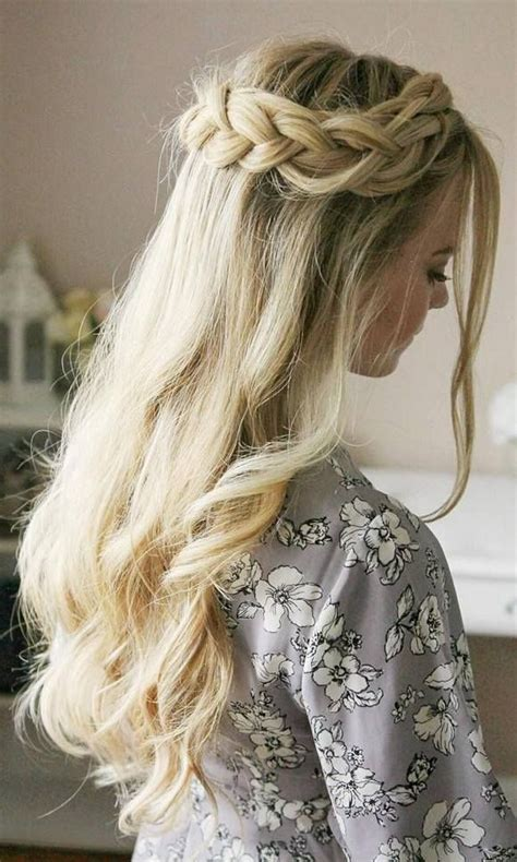 hairstyles ideas pinterest 75 trendy long wedding prom hairstyles to try in 2017