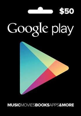 Google Play Gift Card Balance - google play gift card 50 buy game cards for google game hotcdkey
