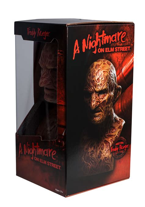 Fredy Kruger authentic freddy krueger collector s mask