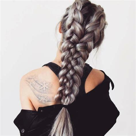hairstyles braided tumblr also hair goals tumblr