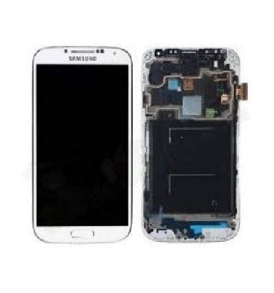 Lcd Samsung Galaxy I9505 White samsung galaxy s4 i9505 original white display lcd with touc