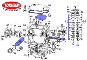 tokheim 448 pumping unit parts ark petroleum equipment inc