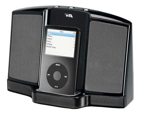 best buy sale gt gt cyber acoustics portable digital docking speaker for ipod