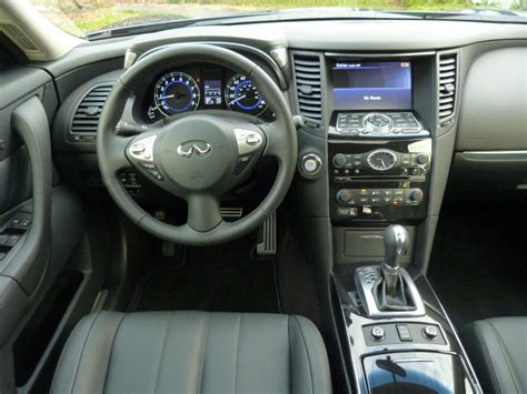 2012 infiniti fx35 interior fx35 interior the truth about cars