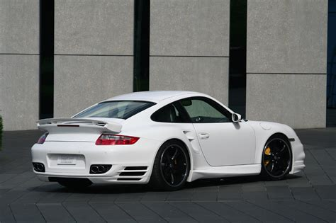 Porsche 911 997 Turbo by Porsche 997 Turbo S