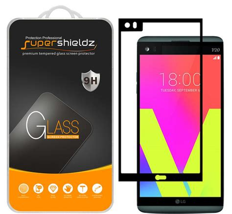 Lp Tempered Glass Lg V20 supershieldz for lg v20 tempered glass screen protector