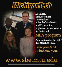 Michigan Tech Mba Program all posts by makela school of business and