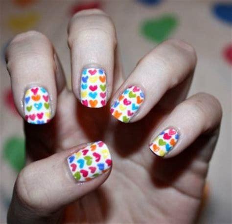 imagenes de uñas decoradas para san valentin decoraci 243 n de u 241 as para san valent 237 n decoraciondeunas es