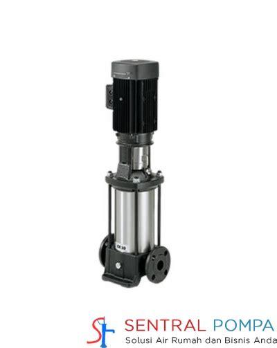 Pompa Vertical Multistage Pompa Vertical Multistage Cr 10 9 Grundfos Sentral Pompa