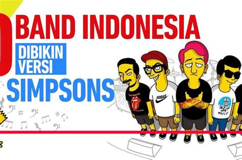 keren begini jadinya kalo 10 band indonesia dibikin versi