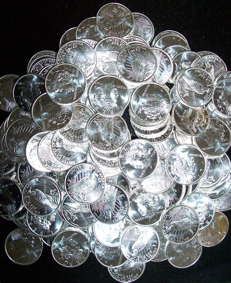Silver bullion crisisboom
