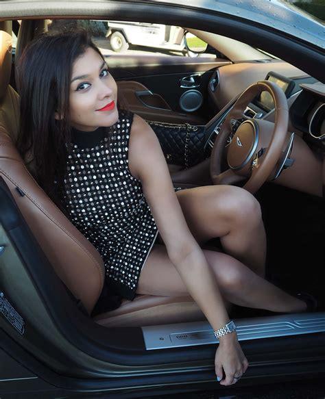 aston martin girls weekend bonnie rakhit  style traveller