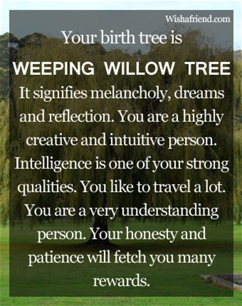 tree means weeping willow quotes