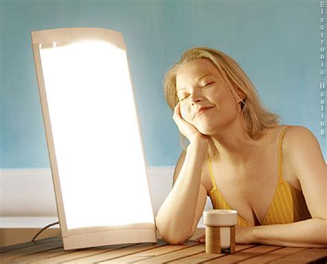 Best Sad Light Therapy Ls by How A Light Therapy Box Works Sad Lights Review