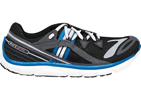 s puredrift black running shoes zero drop