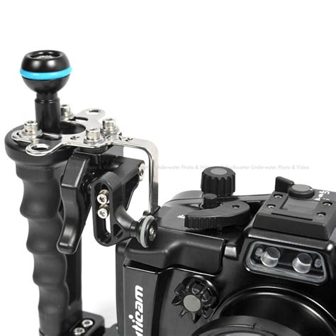 compact 4k nauticam na rx100iv underwater housing for sony rx100 mk