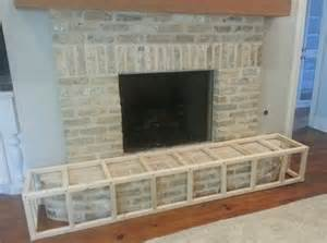 Note our fireplace guard s weight is resting fully on the hearth