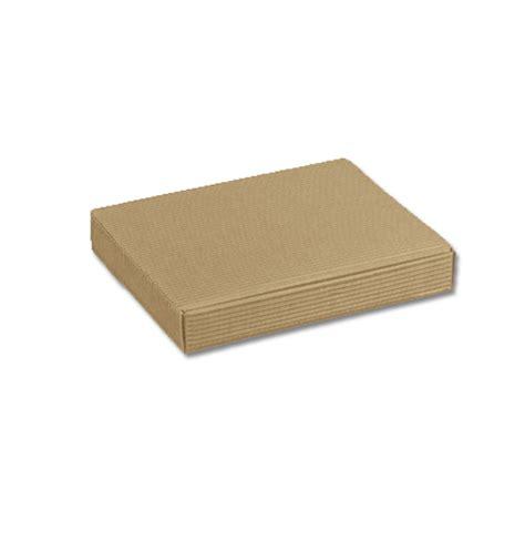 cornice cartoncino scatola cornice in cartoncino onda avana mm 220x170x30