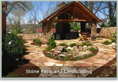 Landscape Rock Northwest Arkansas Landscaping Hardscapes Four Seasons Landscaping