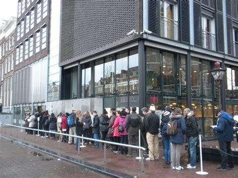 casa di visitare la casa di frank ad amsterdam