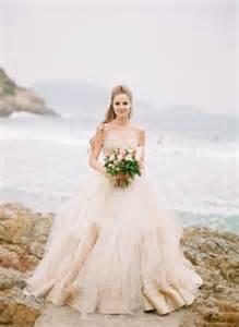 Vivian luk atelier sea life inspired bespoke wedding dresses