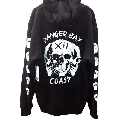 Hoodie Laboratories Hitam 2sweater coast longboarding danger bay hoodie boarder labs and
