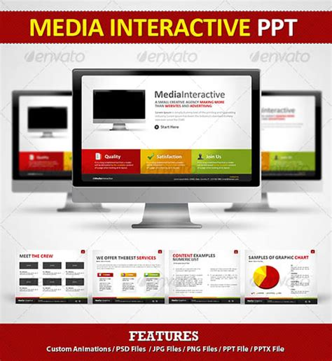 interactive powerpoint templates free 30 best powerpoint templates template idesignow