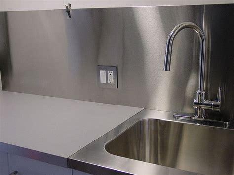stainless steel backsplash installation 40 best images about back splashes on copper