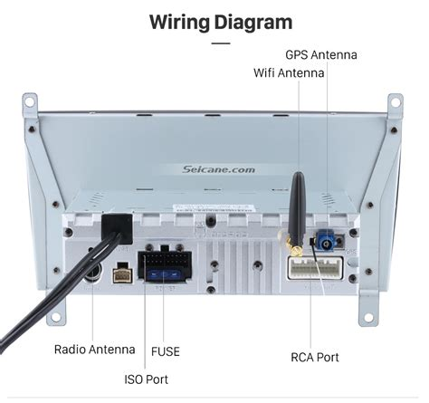 audio wiring diagram mercedes w209 mercedes auto parts
