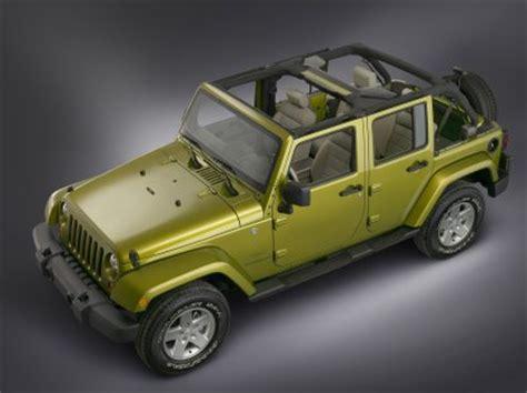 wrangler 5 porte automobili e design