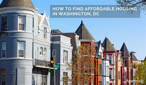 dc appartments washington dc affordable housing options apartminty