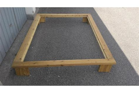 futon rahmen bettrahmen f 252 r futon massivholz kiefer ge 246 lt m 246 belum
