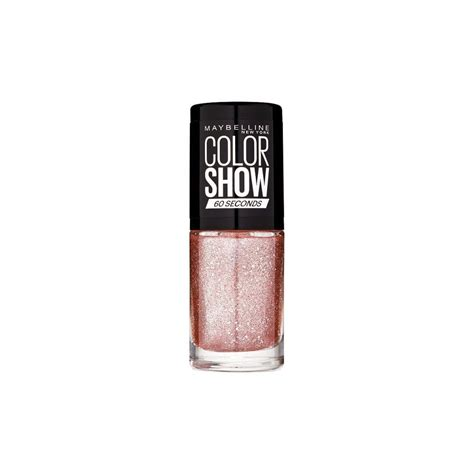 maybelline color show nail maybelline color show nail chic 232 7ml