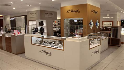 kadewe shop s t dupont germany luxury accessories pos creative media