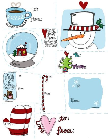 free christmas printables serenity you