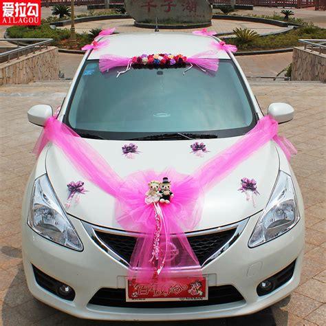 Wedding Car Decoration Simple by Simple Wedding Car Decorations Www Pixshark Images