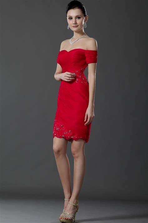elegant red cocktail dresses Naf Dresses