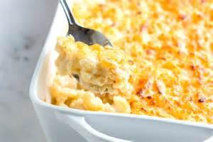 easy creamy macaroni and cheese recipe