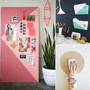 dyi projects office diy projects popsugar home