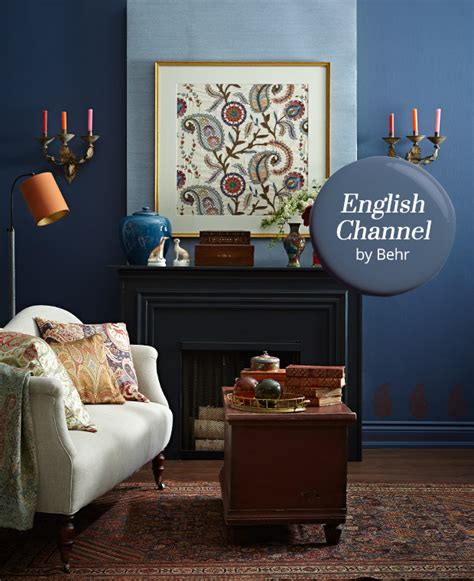 Home Decorating Channel by Channel By Behr Paint Color