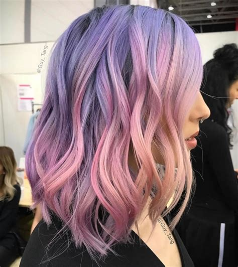 hair colours best 25 pastel rainbow hair ideas on pinterest