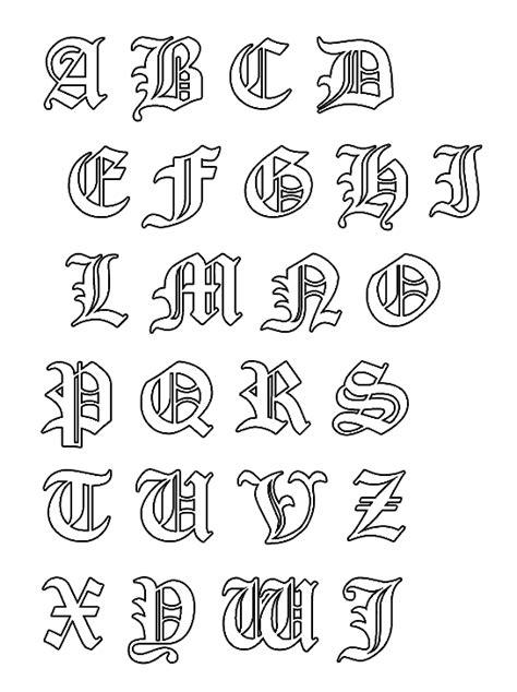lettere stilizzate alfabeto lettere miniate da stare cerca con miniature