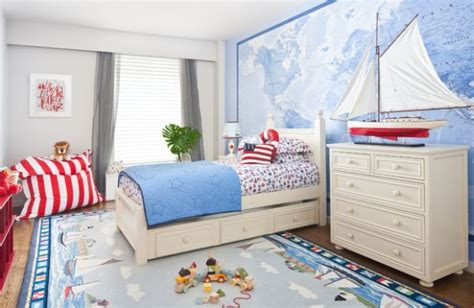nautical themed rooms 30 cool and contemporary boys bedroom ideas in blue
