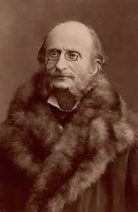 Offenbach in the 1860s