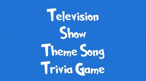 theme song quiz youtube television theme song trivia game disney xd edition
