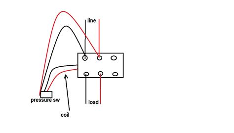 wiring diagram for eaton magnetic starter on air
