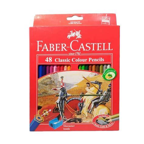 jual rekomendasi seller faber castell 48 classic colour
